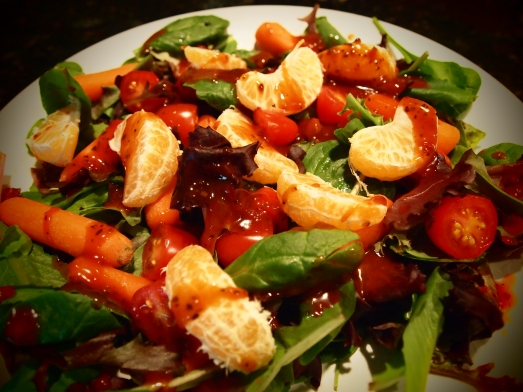 Sweet Clementine Salad