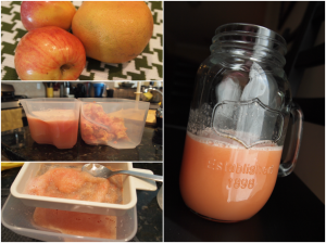 grapefruit apple juice recipe