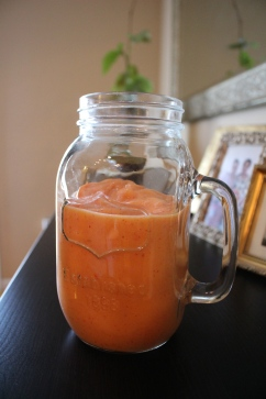hubby's fruit medley smoothie