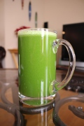 Saturday Morning Green Juice Recipe