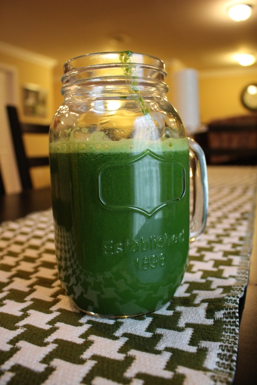 doctor green juice